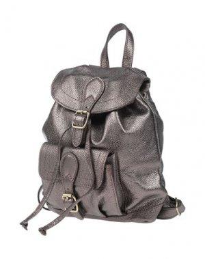 Рюкзаки и сумки на пояс CATERINA LUCCHI. Цвет: бронзовый