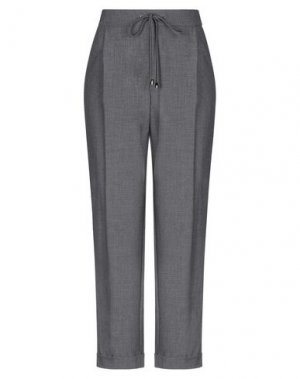 Повседневные брюки KAOS. Цвет: серый