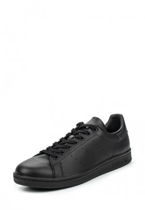 Кеды adidas Originals STAN SMITH. Цвет: черный