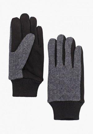 Перчатки Zenden. Цвет: серый