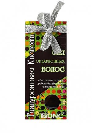 Набор для ухода за волосами DNC Гиалуроновая кислота окрашенных, 3*15 мл