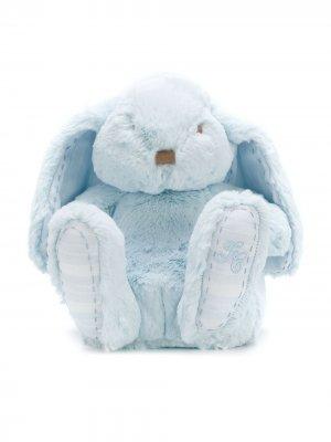 Мягкая игрушка-заяц Tartine Et Chocolat. Цвет: синий