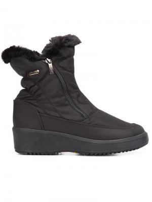 Ботинки Veronica Pajar. Цвет: черный