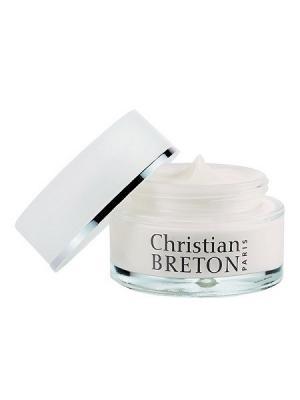 Крем корректор для кожи лица 50мл Christian Breton Paris. Цвет: белый