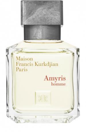 Туалетная вода Amyris Maison Francis Kurkdjian. Цвет: бесцветный