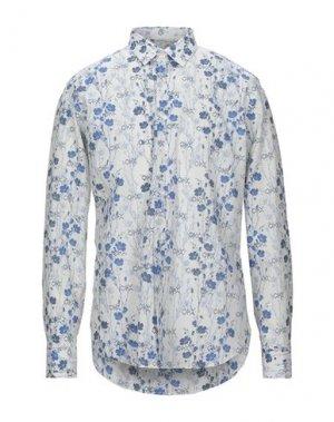Pубашка ALVIERO MARTINI 1a CLASSE. Цвет: синий