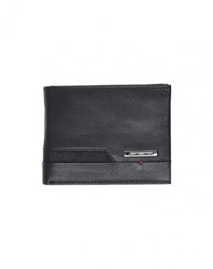 Бумажник SAMSONITE. Цвет: черный