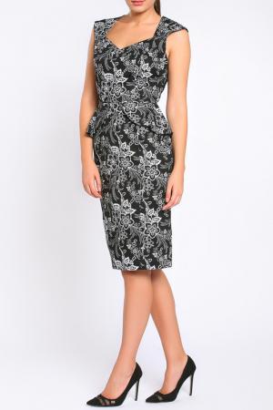 Платье Collezione di Ines. Цвет: белый