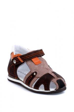 Туфли ELEGAMI. Цвет: темно-коричневый