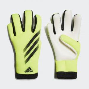 Вратарские перчатки X Training Performance adidas. Цвет: черный