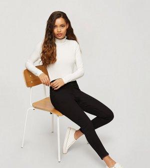 Черные джинсы скинни -Черный Miss Selfridge Petite