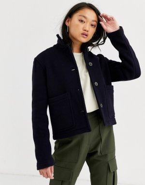 Куртка с добавлением шерсти Gloverall