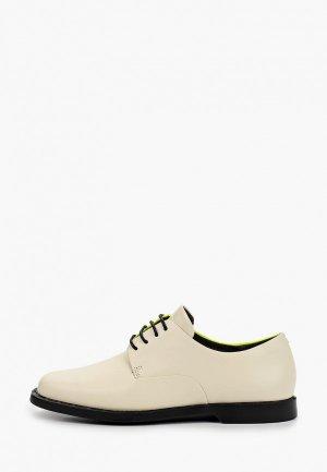 Ботинки Camper TWS. Цвет: бежевый