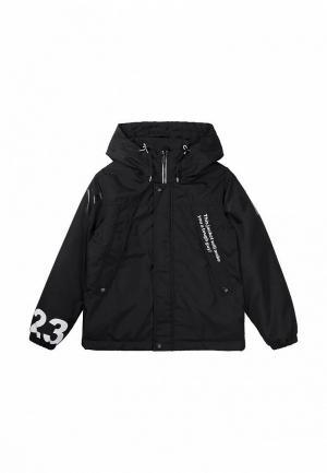 Куртка утепленная Bell Bimbo. Цвет: черный
