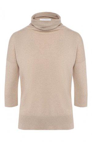 Кашемировый пуловер Cruciani. Цвет: светло-бежевый
