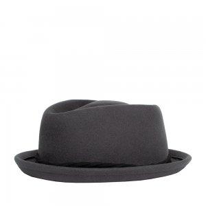 Шляпа поркпай GOORIN BROTHERS. Цвет: серый