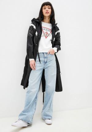 Парка Guess Jeans. Цвет: черный
