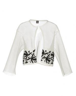 Пиджак 1-ONE. Цвет: белый