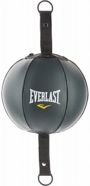 Груша пневматическая PU Double End 20 Everlast. Цвет: серый