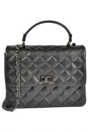 Bag CARLA FERRERI. Цвет: черный