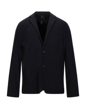 Пиджак HEVÒ. Цвет: черный
