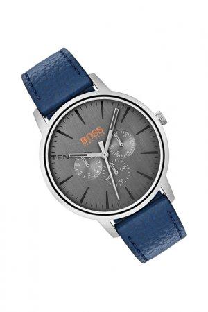 Watch Boss Orange. Цвет: grey, blue