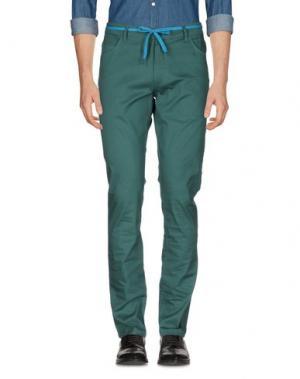 Повседневные брюки IRIEDAILY. Цвет: зеленый