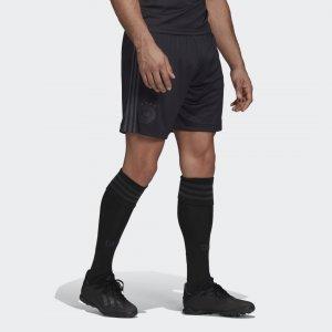 Гостевые шорты сборной Германии Performance adidas. Цвет: черный