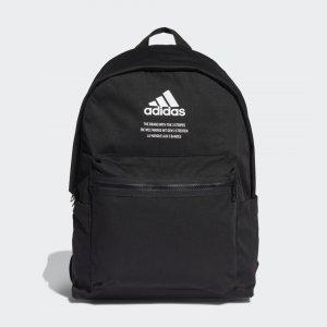Рюкзак Classic Fabric Performance adidas. Цвет: черный