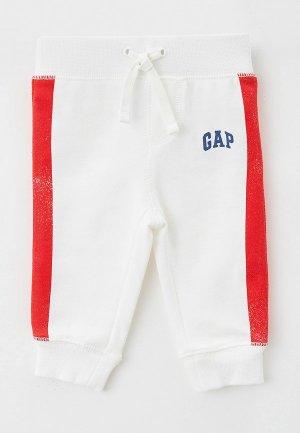 Брюки спортивные Gap. Цвет: белый
