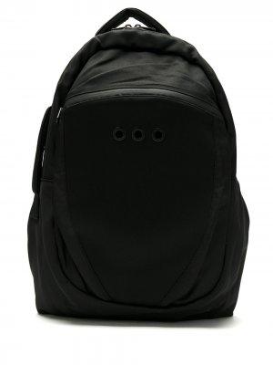 Рюкзак New Street Osklen. Цвет: черный