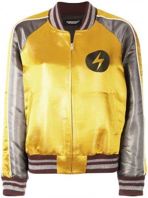 Куртка-бомбер с принтом UNDERCOVER