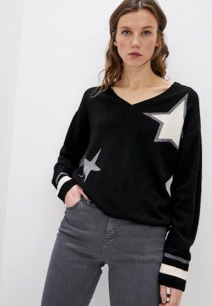 Пуловер Gerard Darel. Цвет: черный