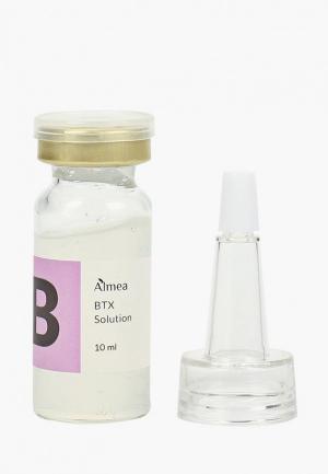 Сыворотка для лица Almea BTX-solution. Антивозрастной мезококтейль.. Цвет: прозрачный