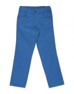 Повседневные брюки BLUE SEVEN. Цвет: лазурный