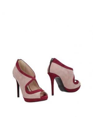 Ботинки MAGRIT. Цвет: розовато-лиловый