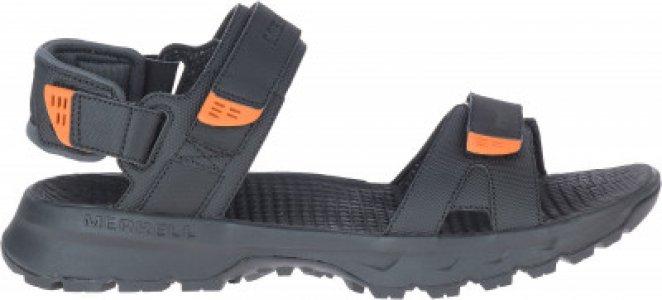 Сандалии мужские MenS Sandals Cedrus Convert 3, размер 42 Merrell. Цвет: черный