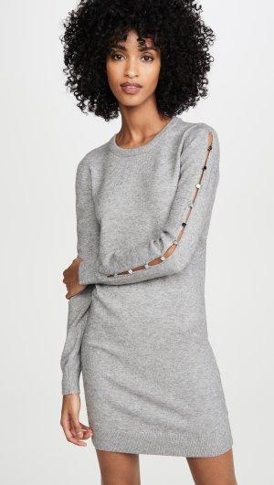 Button Or Nothing Sweater Dress BB Dakota