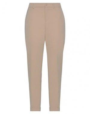 Повседневные брюки LIU •JO. Цвет: бежевый