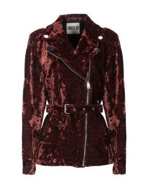Куртка ANIYE BY. Цвет: ржаво-коричневый