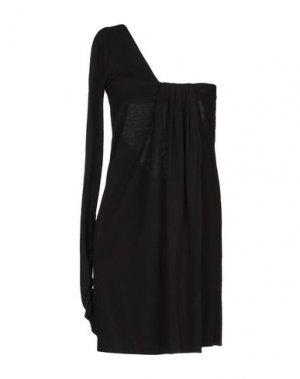 Короткое платье PIERRE BALMAIN. Цвет: черный