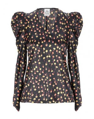 Блузка ATTIC AND BARN. Цвет: черный