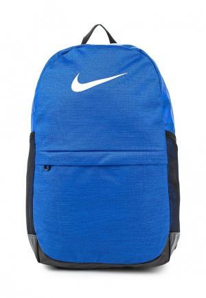 Рюкзак Nike Brasilia. Цвет: синий