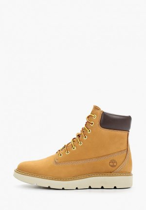 Ботинки Timberland Kenniston 6in Boot. Цвет: желтый