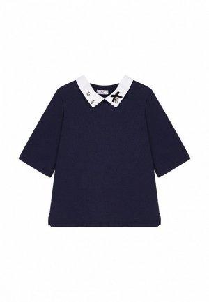 Блуза Bell Bimbo. Цвет: синий