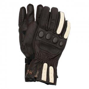 Кожаные перчатки Genuine Motorclothes Harley-Davidson. Цвет: коричневый