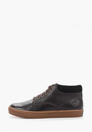 Кеды Timberland Adventure 2.0 Cupsole Chukka BLACK COFFEE. Цвет: коричневый