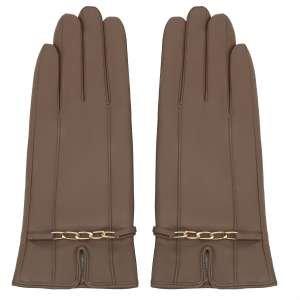 Перчатки Alla Pugachova AP33130-1-tan-21Z. Цвет: бежевый