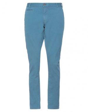 Повседневные брюки GARCIA. Цвет: пастельно-синий