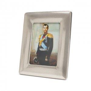 Рамка для фото Caviar Tsar. Цвет: серебряный